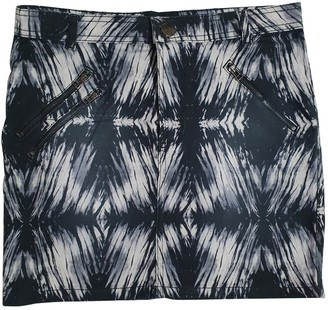 Gestuz Blue Cotton - elasthane Skirts