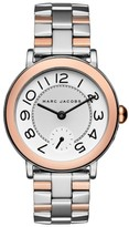 Marc by Marc Jacobs Women's Riley Bracelet Watch, 36Mm