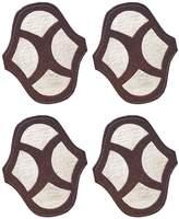 Kim Seybert Casablanca Coasters (Set of 4)