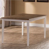 Hillsdale House Bayberry Rectangular Dining Table