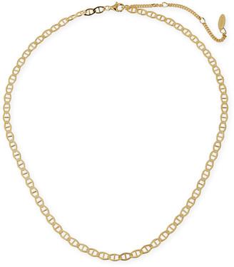 BaubleBar Mini Jupiter Gold Vermeil Chain Necklace