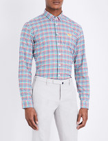 Thomas Pink Freeman checked classic-fit cotton shirt