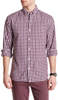 Bonobos Long Sleeve Plaid Standard Fit Woven Shirt