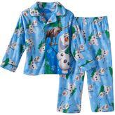Disney Disney's Frozen Olaf & Sven Pajama Set - Toddler Boy