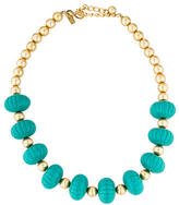 Kenneth Jay Lane Bead Strand Necklace