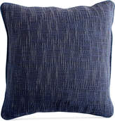 "Donna Karan Dkny Pure Space-Dyed 18"" Square Decorative Pillow Bedding"
