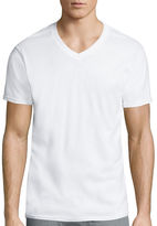Gildan 4-Pk. Platinum Short-Sleeve V-Neck T-Shirts