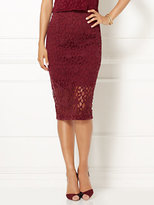 New York & Co. Eva Mendes Collection - Emma Lace Skirt