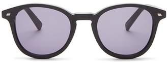 Le Specs Luxe Men's Bandeau Square Sunglasses, 50mm