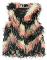 Catimini Faux fur vest