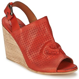 O.x.s. SPORT-250 women's Sandals in Red
