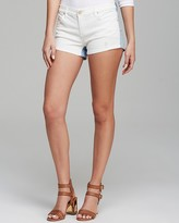 Blank NYC BLANKNYC Shorts - Color Block in Glass Hole