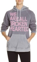 Freecity FREE CITY Broken Hearted Hoodie Sweatshirt