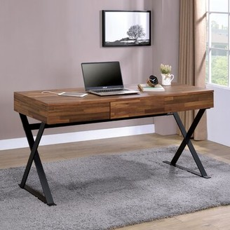 Williston Forge Bodnar 3 Drawer Computer Desk