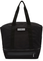 adidas by Stella McCartney Black Iconic Expandable Tote