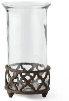 "GG Collection G G Collection Ogee-G 16"" Grande Cylinder Candleholder"