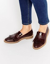 Asos MANNING Premium Leather Loafers