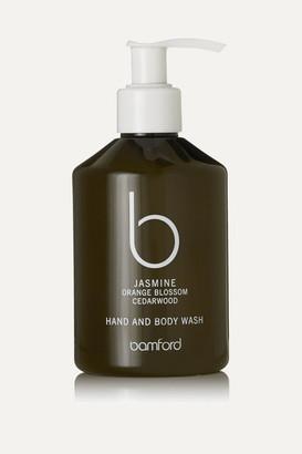 Bamford Jasmine Hand & Body Wash, 250ml - Colorless