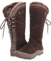 The North Face Janey II (Weimaraner Brown/Roxbury Pink) - Footwear