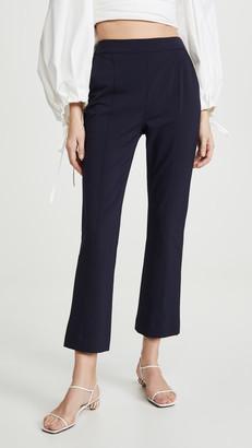 Jonathan Simkhai Joanna Tech Stretch Crop Pants