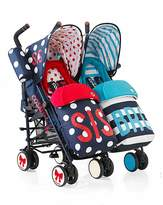 Cosatto Supa Dupa Stroller - Sis and Bro