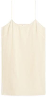 Arket Silk Slip Dress