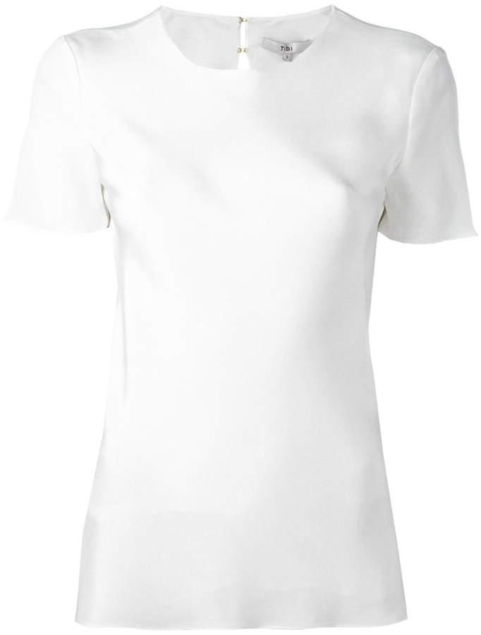 Tibi shortsleeved blouse