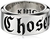 King Baby Studio Chosen Sterling Silver Ring, Size 7