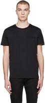 Burberry Black Fayden T-Shirt
