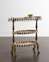 Mackenzie Childs MacKenzie-Childs Bellhop Table