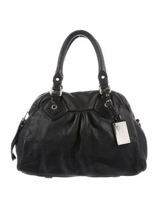 Marc by Marc Jacobs Classic Q Groovee Leather Bag Black