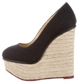 Charlotte Olympia Carmen Espadrille Wedges