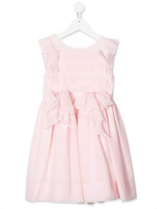 Patachou ribbon dress