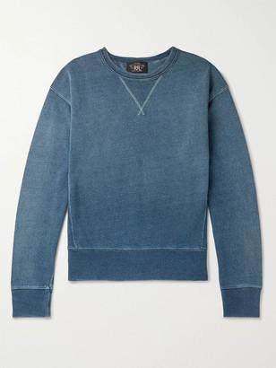 Ralph Lauren RRL Loopback Cotton-Jersey Sweatshirt