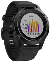 Garmin Fenix 5 Multisport Gps Smart Tracker Watch, 47Mm