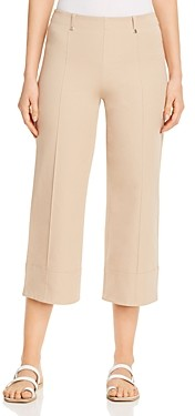 Lysse Giorgia Wide-Leg Pants in Khaki