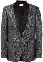 Saint Laurent 'Iconic Le Smoking 70's' jacket