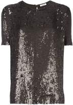 P.A.R.O.S.H. sequin detail blouse