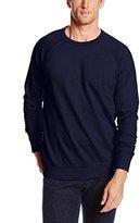 MJ Soffe Men's French Terry Crew Sweatshirt