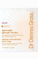 Dr. Dennis Gross Skincare Alpha Beta Glow Pad(TM) For Face