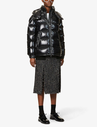 Moncler Maire padded shell-down coat