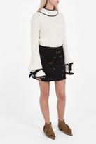 J.W.Anderson Bow Mini Skirt