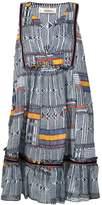 Lemlem Kente printed mini dress