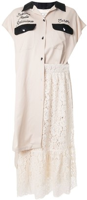 Maison Mihara Yasuhiro Sublime dress