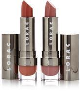 LORAC Alter Ego Earthy Lipstick Duo