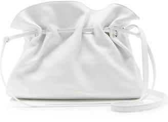 Mansur Gavriel Protea Leather Crossbody Bag