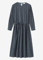 Toast Daisy Print Dress