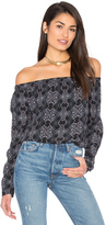 Michael Stars Off Shoulder Top