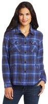Woolrich Women's Oxbow Bend Flannel Shirt Jacket