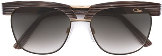 Cazal Square Shaped Sunglasses